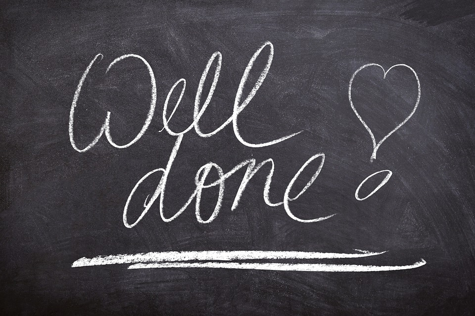 Board, Positive, Well Done, Recognition, Applause