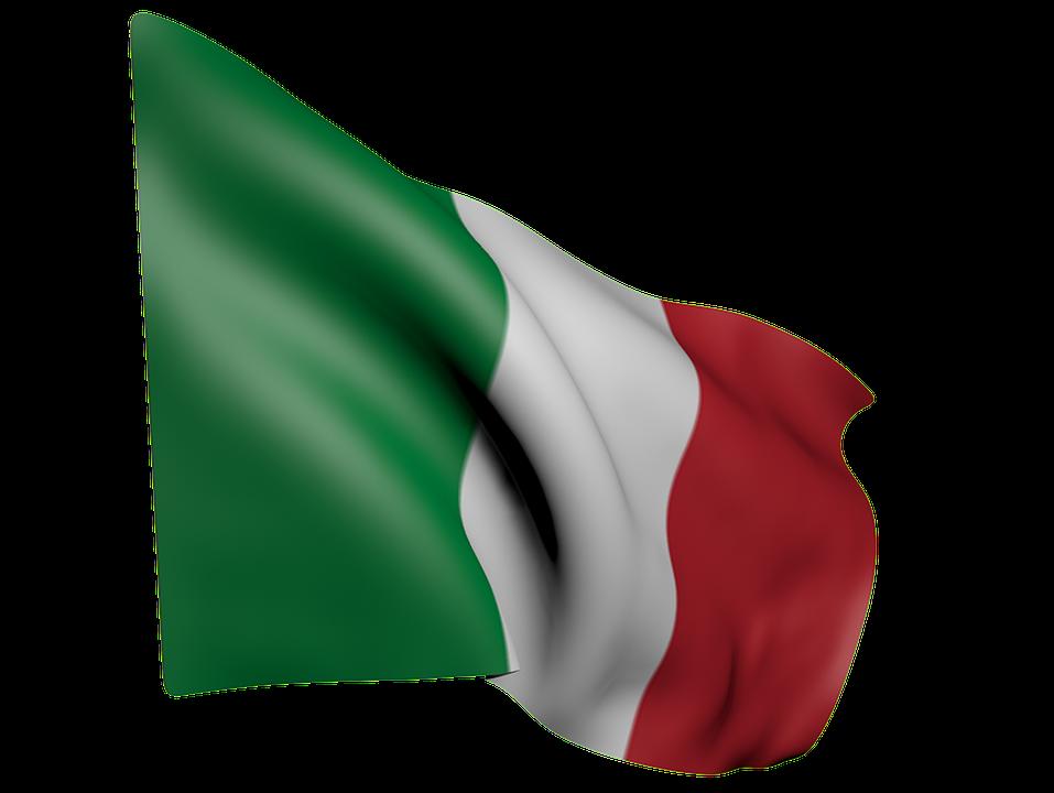 даша картинка флаг италии должна