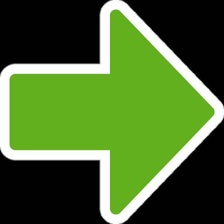 Màu Xanh Lá Cây Mũi Tên - Miễn Phí vector hình ảnh trên Pixabay