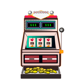 Slot Machine, Gambling, Gaming, Casino