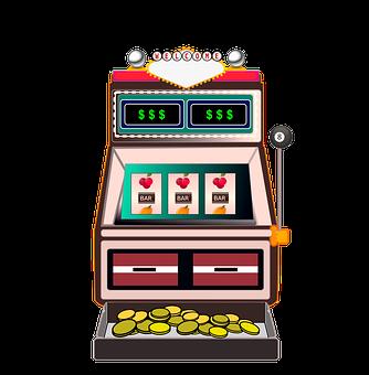 Slot Machine, Gambling, Gaming, Casino