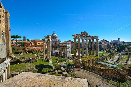 Qué ver qué hacer en Roma