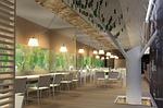 interior, restaurant, bar