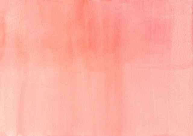 Free Photo Watercolor Peach Background Pink Free