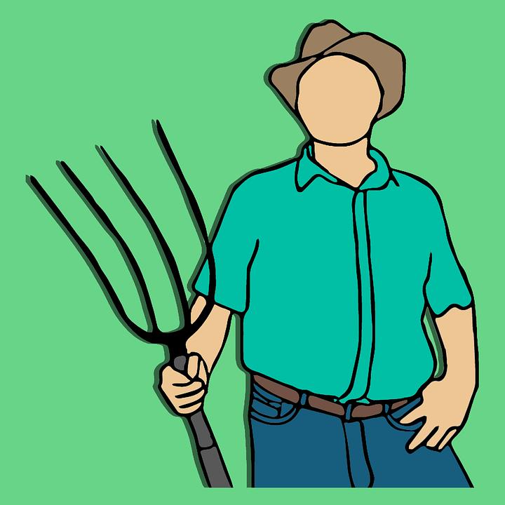 Petani Caw Anak Laki Gambar Gratis Pixabay Png