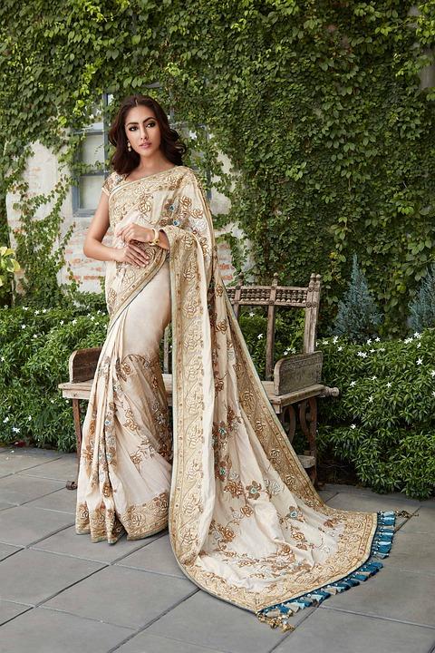 Kaufen Saris Online In Indien - Kostenloses Foto auf Pixabay