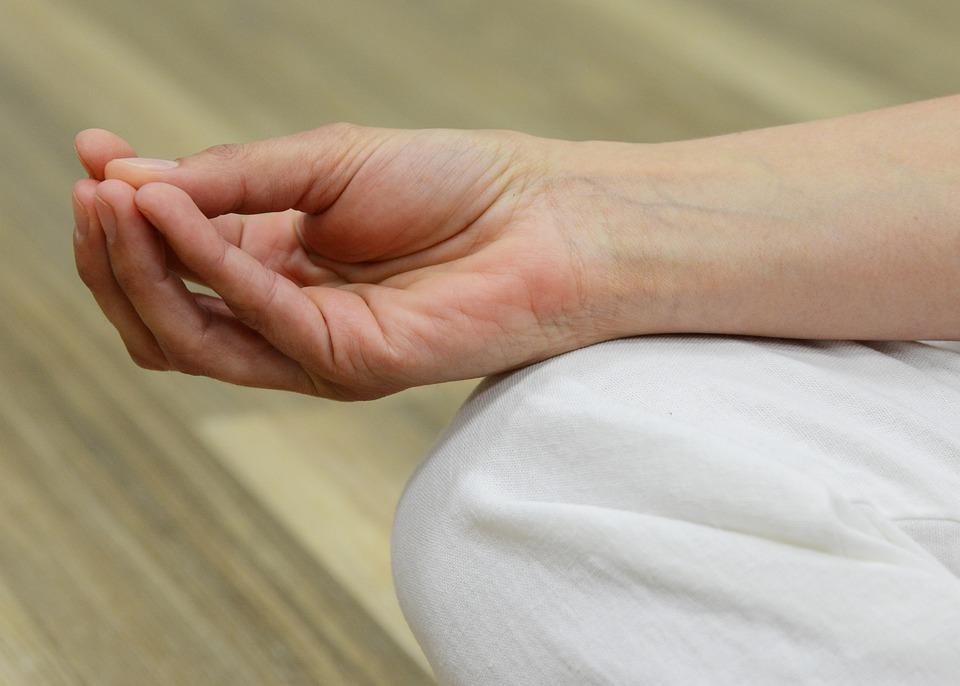 Mudra, Mediteren, Energie, Meditatie, Spiritualiteit