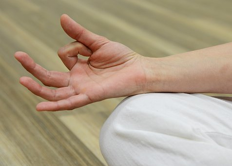 Finger, Keep, Meditate, Hand