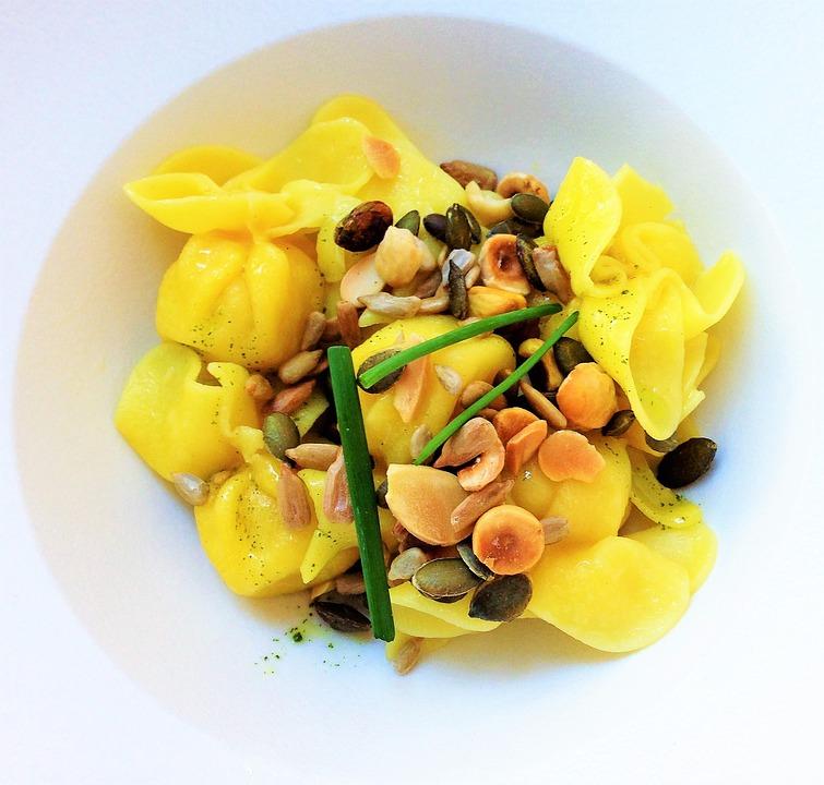 kostenloses foto: pasta, vegetarier, italienisch - kostenloses ... - Italienisch Küche