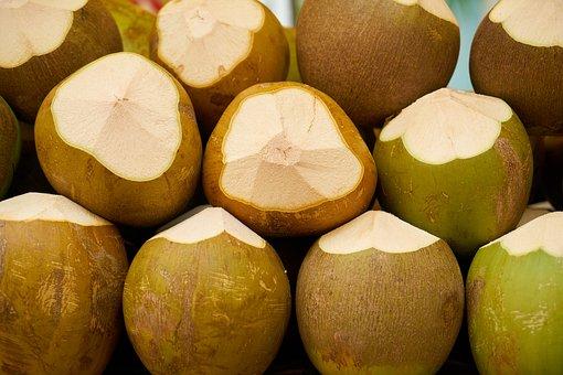 Coco De La India, Fruta, Tropical