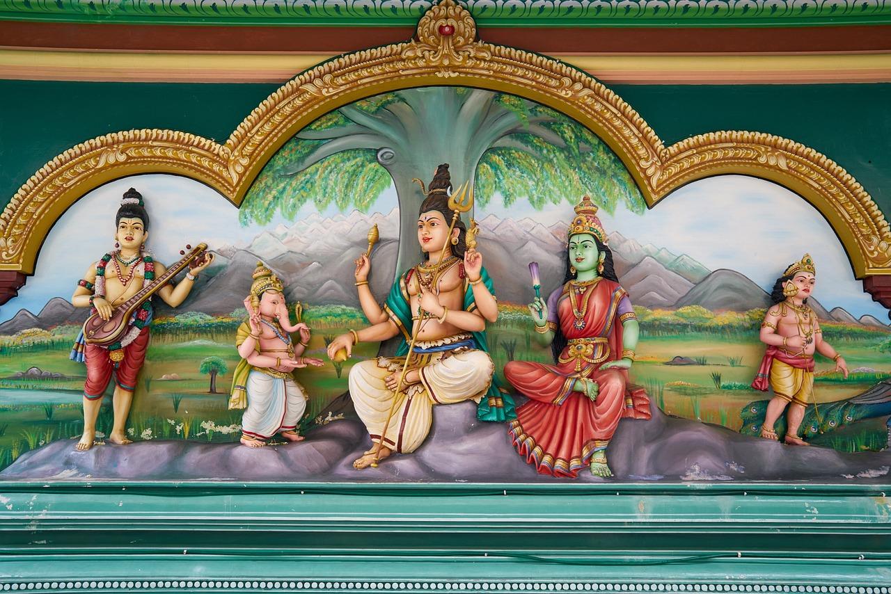 Religie Het Hindoeïsme God - Gratis foto op Pixabay