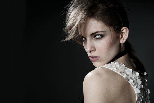 Women'S, Portrait, Fashion, Face, Model