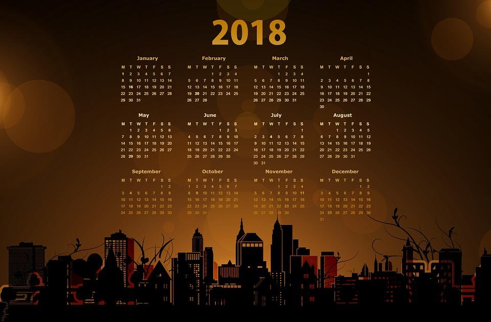 Kostenlose Neujahrswünsche 2018