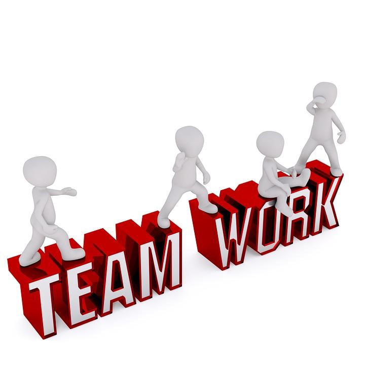 team teamwork spirit free photo on pixabay