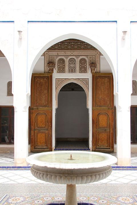 morocco architecture gate free photo on pixabay