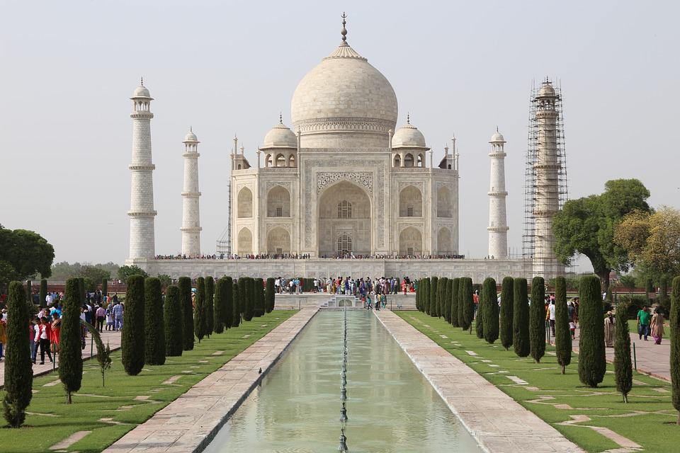 Taj Mahal India Agra -Best places to visit in north India