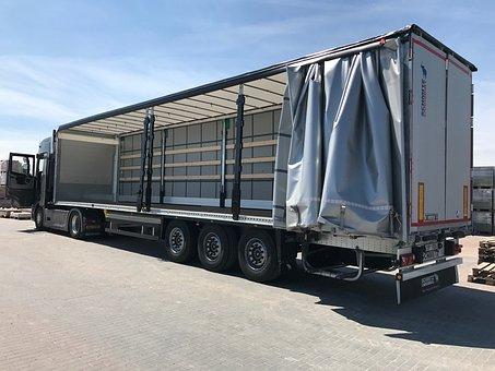 Trucking, Truck, Logistics