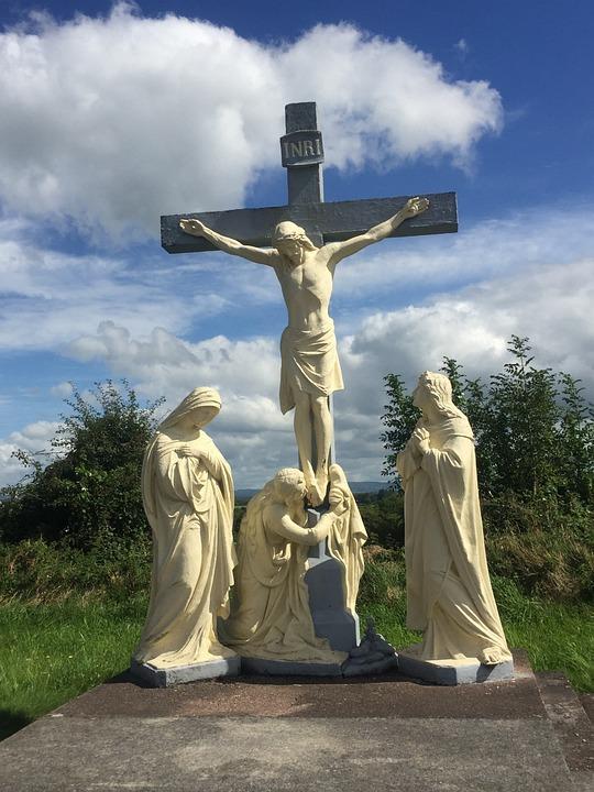 salib yesus kristus