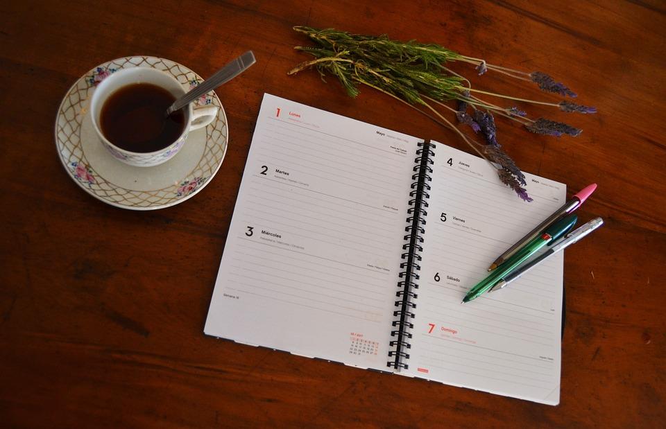 Koffie, Office, Dag Van De Arbeid, Passbook