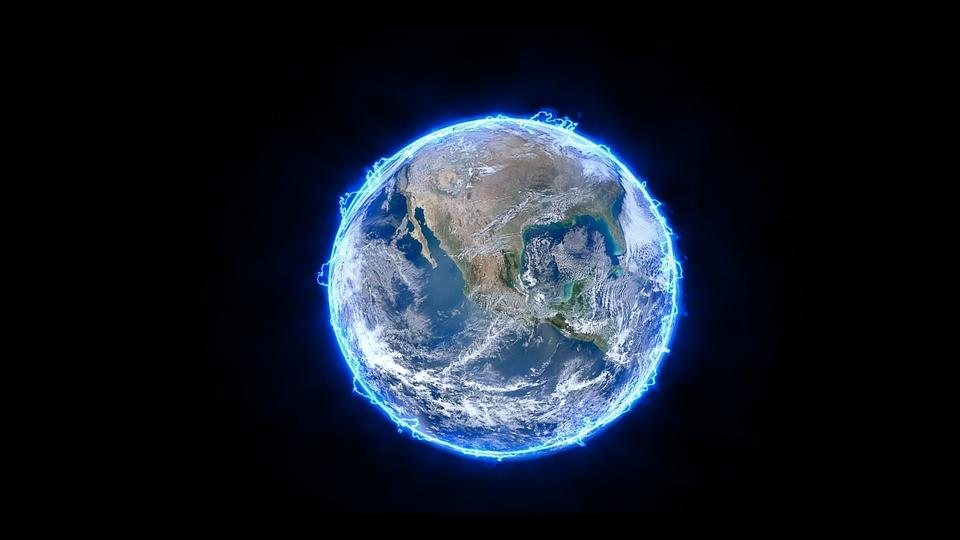 電気, 地球, 惑星, エネルギー