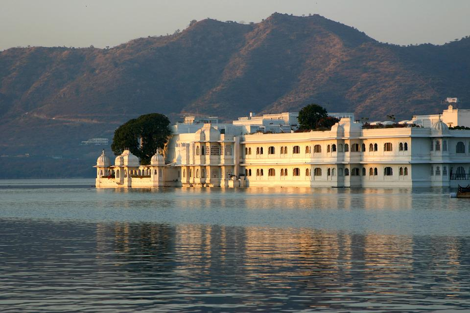 Udaipur palace view