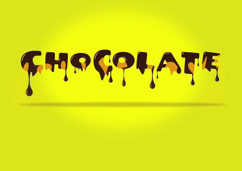 Chocolate Text Candy - Free image on Pixabay