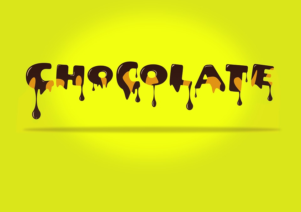 Chocolate Text Candy Free Image On Pixabay