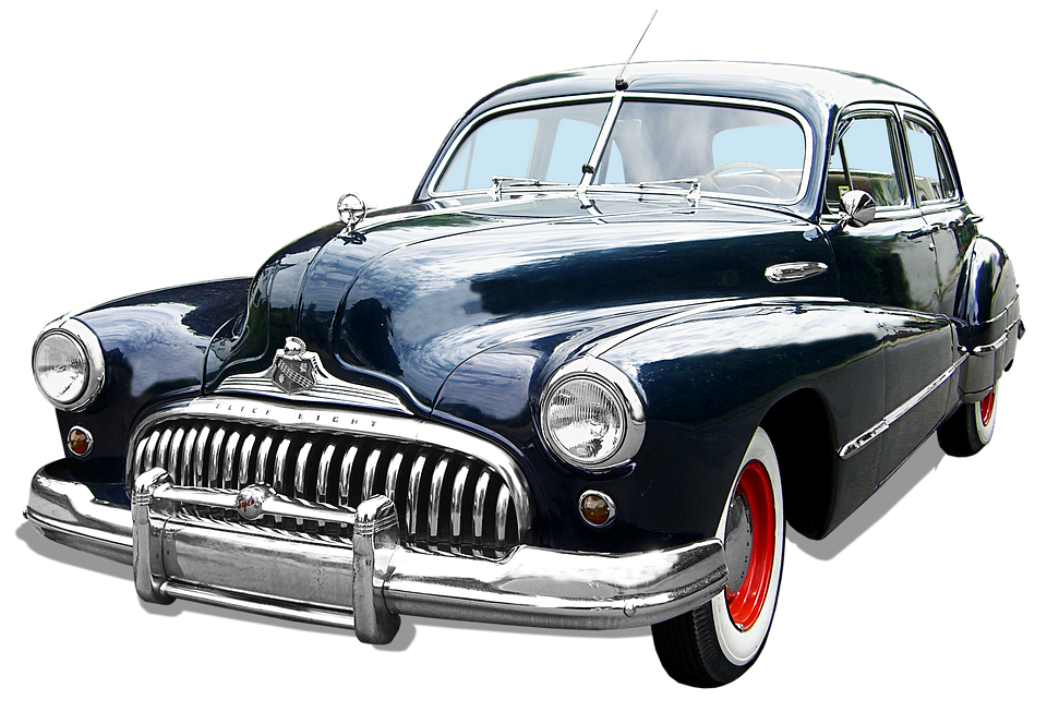 Free Illustration Buick Eight Year Free Image On Pixabay