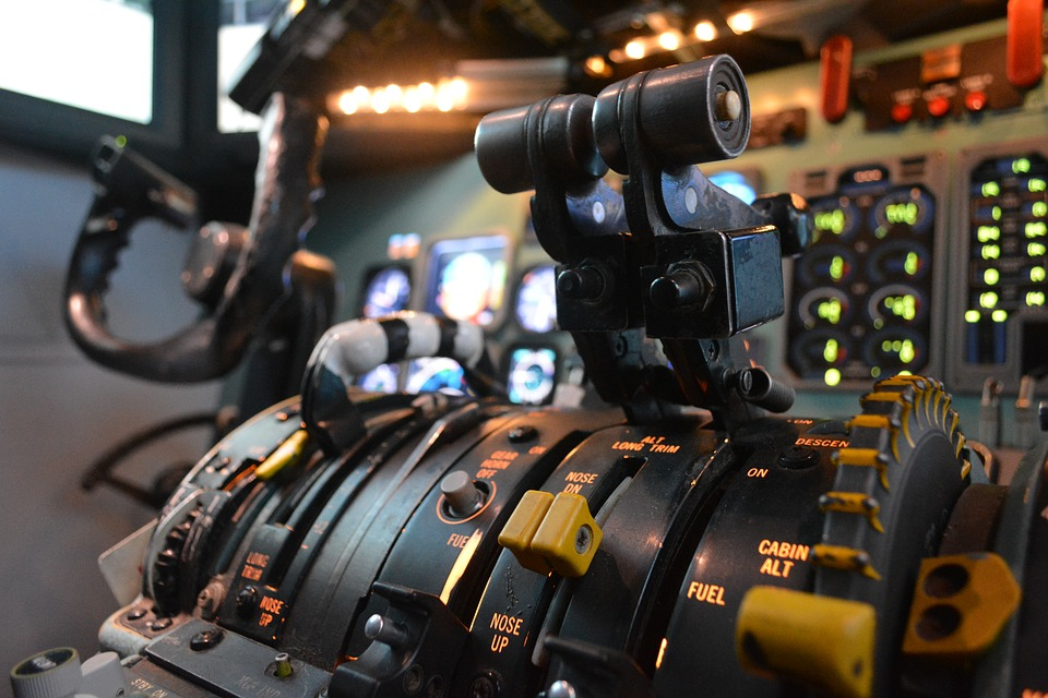 Conclusión de simuladores de vuelo