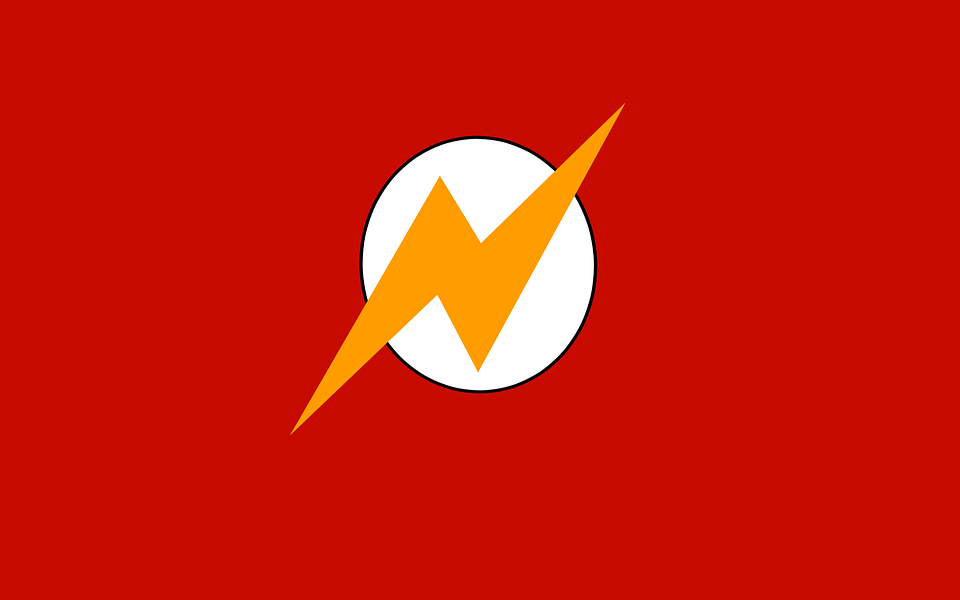 Flash Superhero Red Free Image On Pixabay