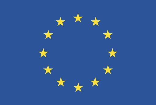 Flag, European Union, Eu