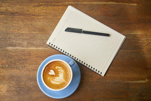 Coffee, Blue, Good Morning, Caffeine