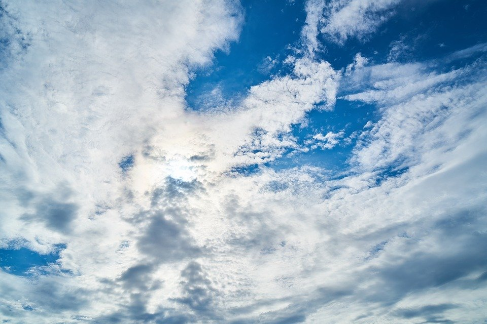 Cloud Types Chart: Blue Sky And White Clouds - Free images on Pixabay,Chart