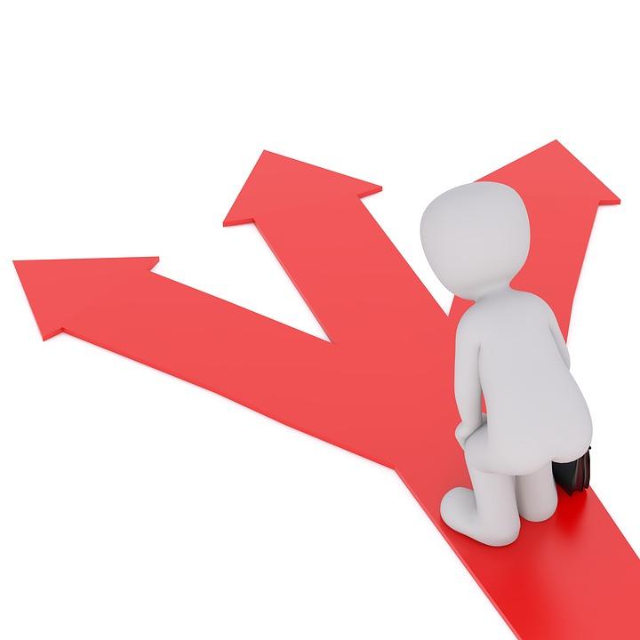 意思決定 方法 選択 · Pixabayの...