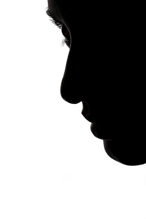 550+ Gambar Hitam Putih Wajah Manusia Terbaru