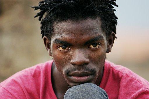 People Of Uganda, People, Sad, Emotional