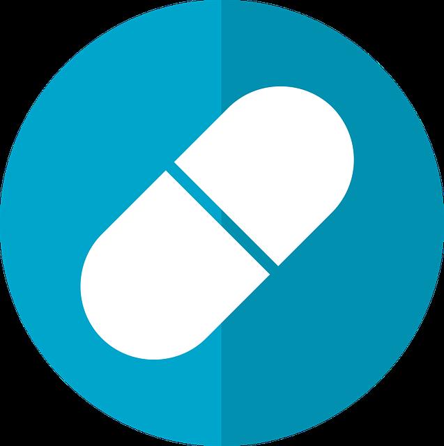 약 아이콘 알약 의학의 파 · Pixabay의 무료 벡터 그래픽