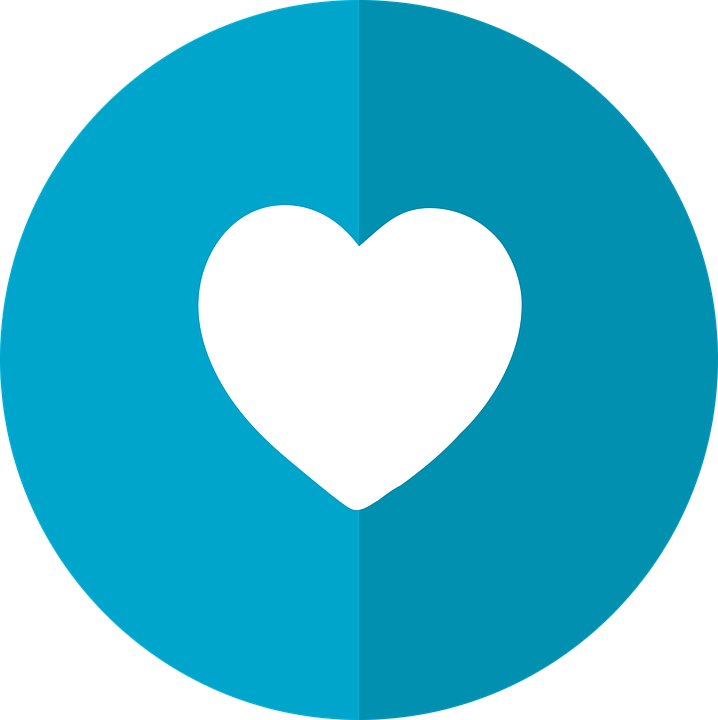 heart icon health free vector graphic on pixabay