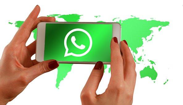 Whatsapp Ikon dan cara membuat tulisan whatsapp menjdi keren