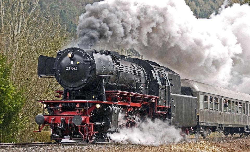 A Tutto Vapore.A Tutto Vapore Locomotiva Foto Gratis Su Pixabay