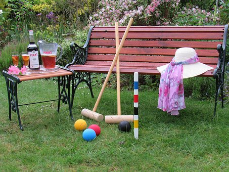Croquet, And, Pimms