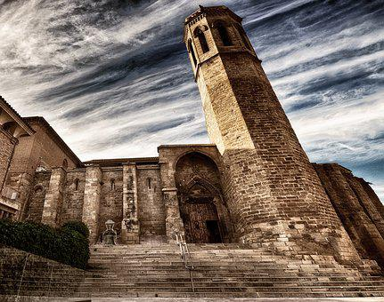 Fachada Catedral de Lleida