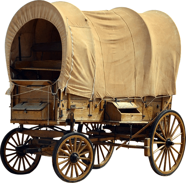 Horse Drawn Car