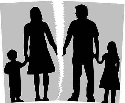 Scheidung, Sorgerecht, Haft