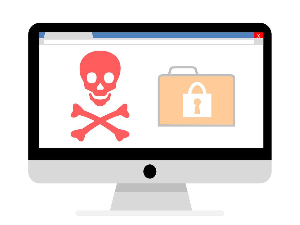 Ransomware, Virus, Malware, Hacker, Threat, Trojan