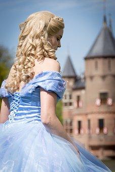 Fairy Tale, Fashion Model, Cinderella