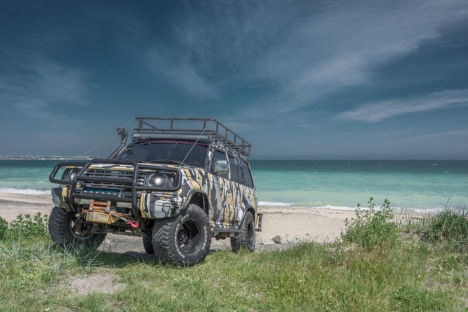 Rørig Bil Offroad Jeep - Gratis foto på Pixabay RB-83