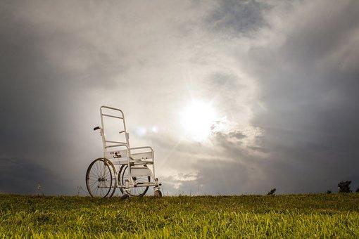 Sedia A Rotelle, Engel, Disabili