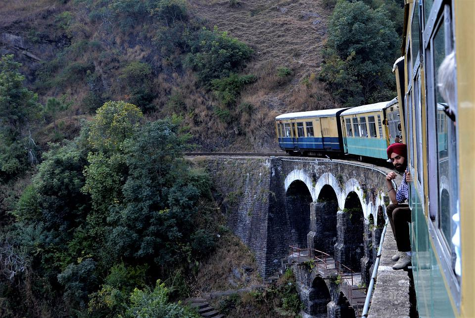 Train Viaduct Shimla - Best places to visit in north India