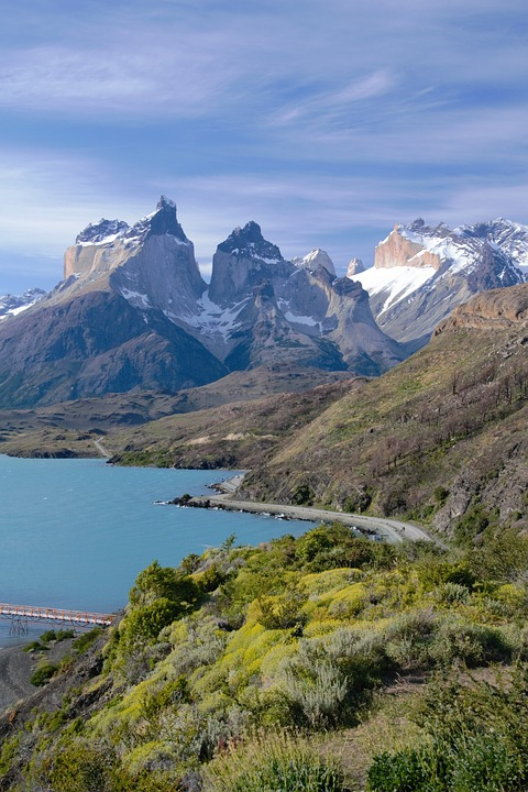 Patagonia Chile Torres Del Paine - Free photo on Pixabay